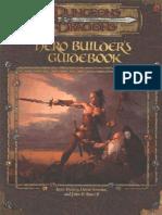 D&D 3.5 - Hero Builder's Guidebook