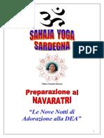 9 Notti Di Adorazione Alla Devi Preparazione Al Navaratri