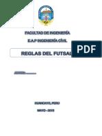 Monografia Del Futsal