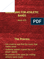 Athletic Bands