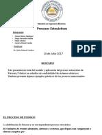 Exposicion Procesos Estocasticos