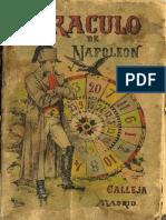 El Oráculo Novísimo o sea El Libro de Los Destinos