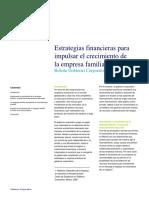 Estrategias Financieras Crecimiento Efamiliar