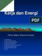 4)Usaha Dan Energi