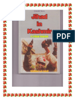 Jihad in Kashmir - Girdhari Lal Jalali