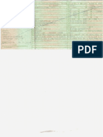 Certificat Vw Golf 4