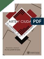 Actas Preliminares - Web