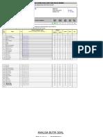 Analisis Hasil Belajar Dan Butir Soal Matematika Ix e 2012-2013 - Copy