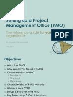 Pmo Setup Strategy
