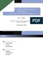 Foundations of Modern Macroeconomics Third Edition