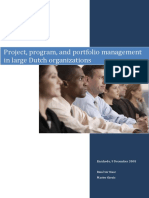 Project, Program and Portfolio Management