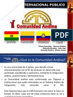 Comunidad Andina