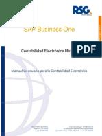 Contabilidad Electronica SAP