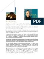 San Francisco Javier Biography II