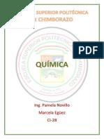 Consulta-Quimica