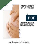 Gravidez e Exercício - Ms. Gizele de Assis Monteiro
