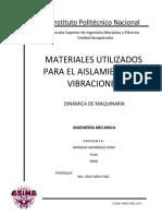 Materiales Aislantes de Vibraciones
