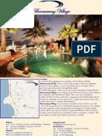Boomerang Village Phuket Resort - Brochure