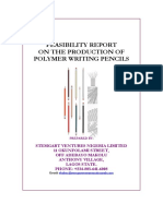 Business Plan Pencil Plant