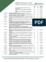 Catalogo Normas Tecnicas Novembro