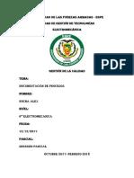 Documentacion de Procesos