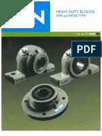 Catálogo de Soportes SPW