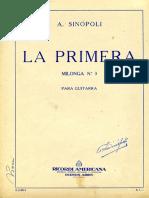 Синополи А_la Primera