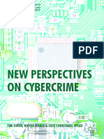New Perspectives on Cybercrime 3319538551