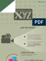 Generaciones x y z Chilenas