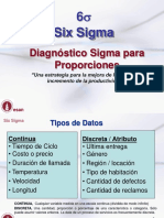 Determinacion Nivel Sigma Proporciones