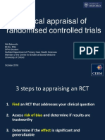 Year 4 Critical Appraisal of RCTs Oct 2016 (1)