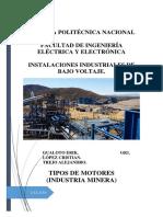 Motores de La Industria Minera