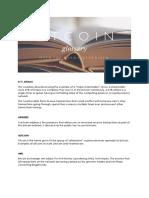 05 - Bitcoin Glossary - Over 100 Terms Described