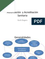 c 7 Autorización y Acreditación Sanitaria