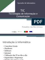 TIC - Op. Inf