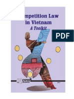 Competition Law in Vietnam