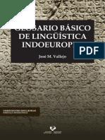 2016 Diccionario básico de lingüística indoeuropea [José M. Vallejo].pdf