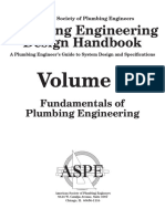 Plumbing Engineering Design Handbook V1