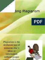 2.05 Avoiding Plagiarism