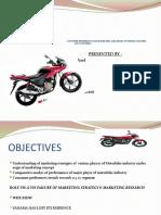 Motorbike Analysis