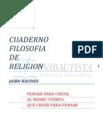 FILOSOFIA+DE+LA+RELIGION++2013+B
