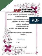 Terminado Economia Internacional