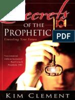 Secrets of the Prophetic Kim Clement Copy.en.Es en Español