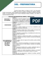 Pci Subnivel Preparatoria 2017 - 2018