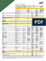 Manual de Filtros de Maquinaria Pesada