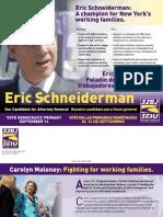 32BJ Maloney-Schneiderman