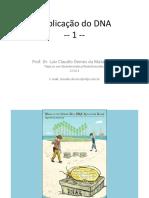 Aula 2 - Replicacao Do DNA