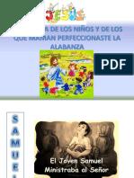 Niños y La Alabanza