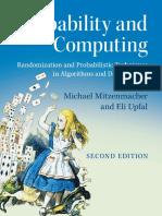 Probability Computing 2nd