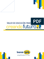 Car Till a Taller Educa c i on Financier A